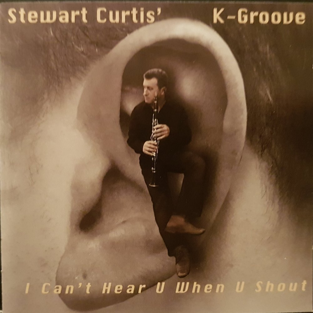 """I Can't Hear U When U Shout"" 33 Records 2010"
