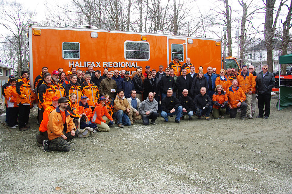 Halifax Regional Search & Rescue