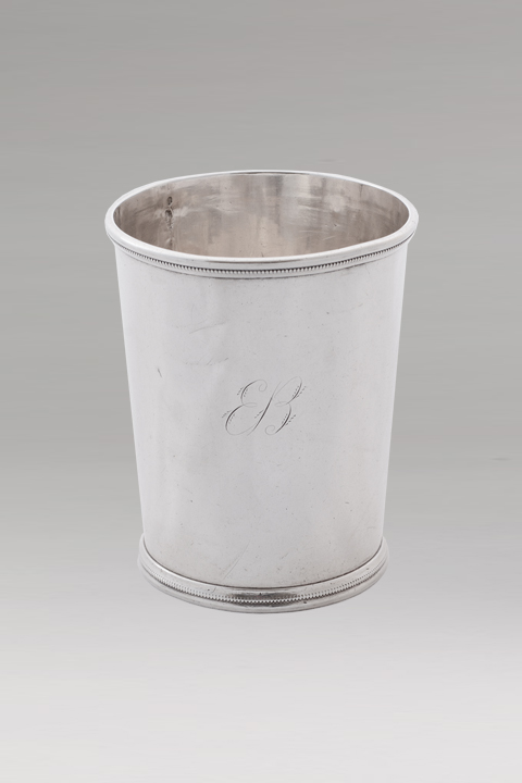 Antique Silver Julep Cups