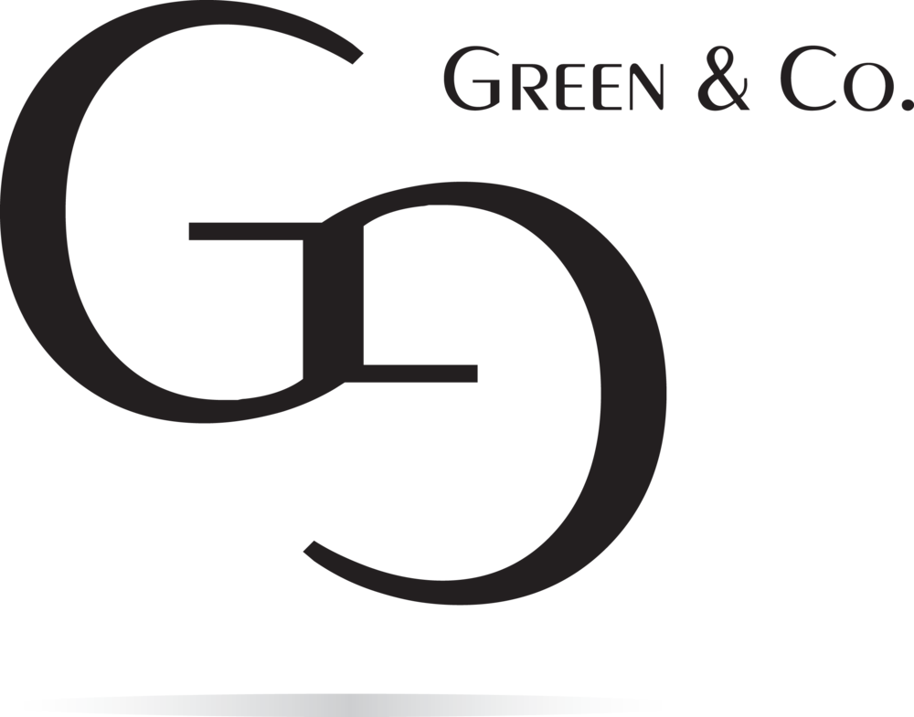 Green & Co. // Branding // Marketing Strategy // Private Equity