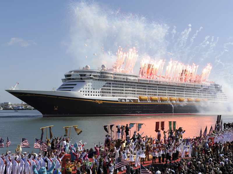 Disney Cruise Line Christenings -