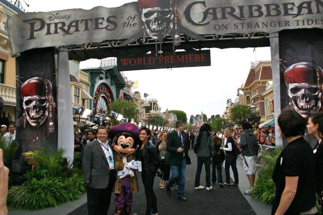 Walt Disney Studios film premieres -