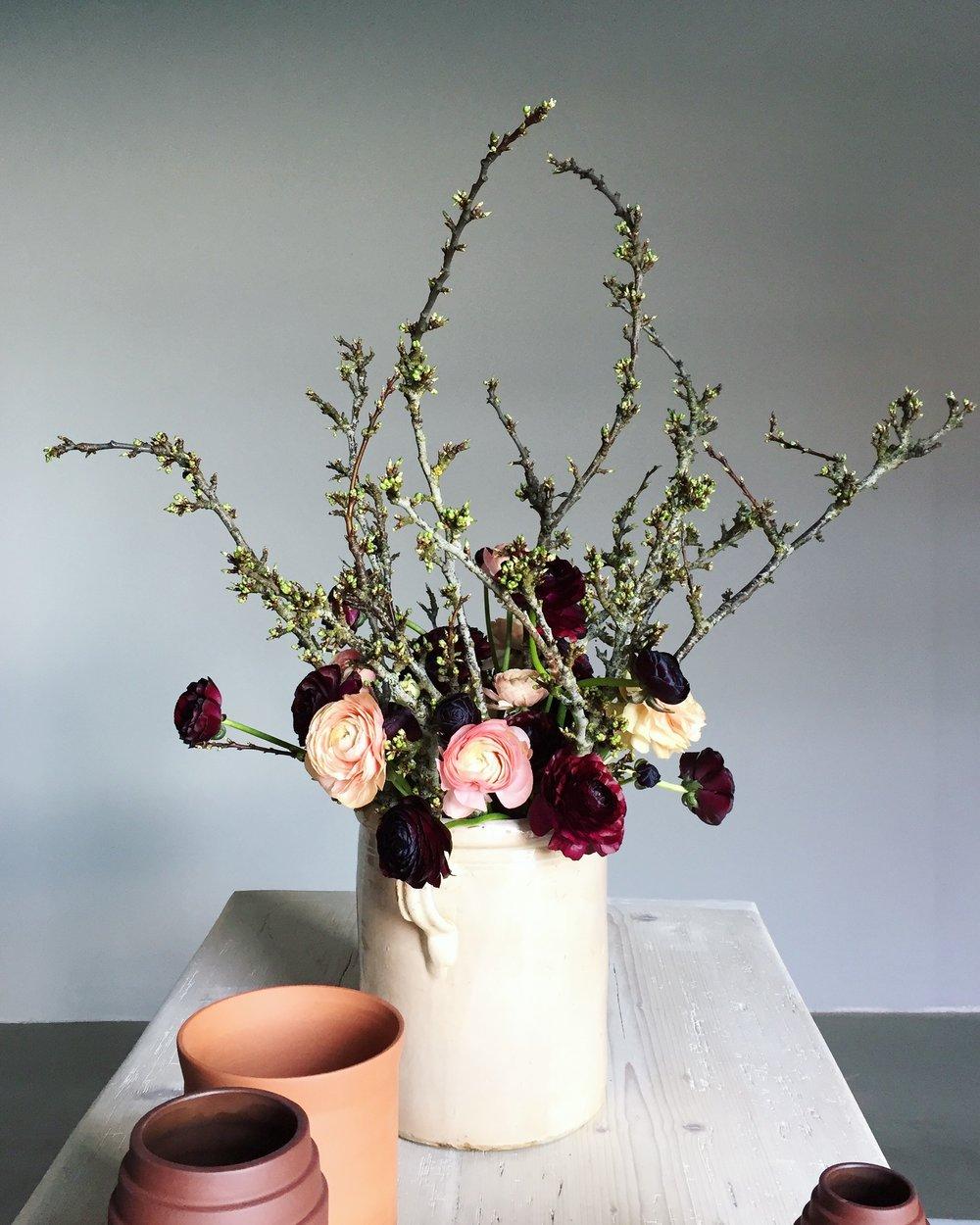 Forårsbuket til Aiayu, specialbestilling