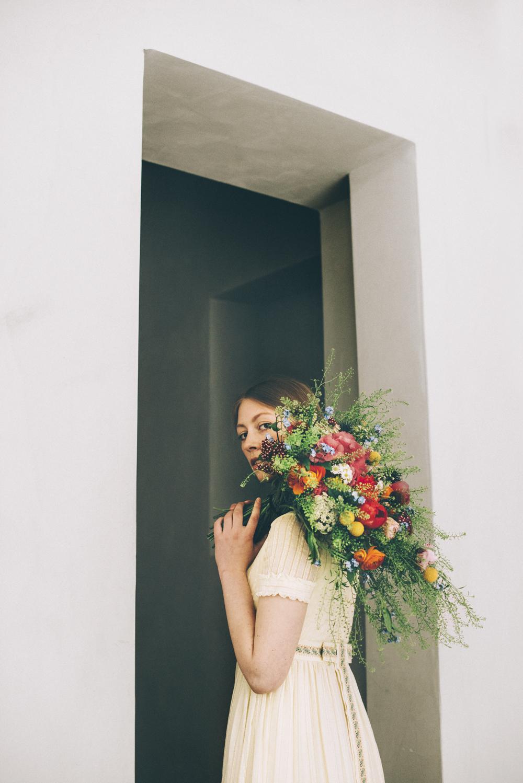 Fotograf: Marcus Nyberg Stor brudebuket 1500 kr.