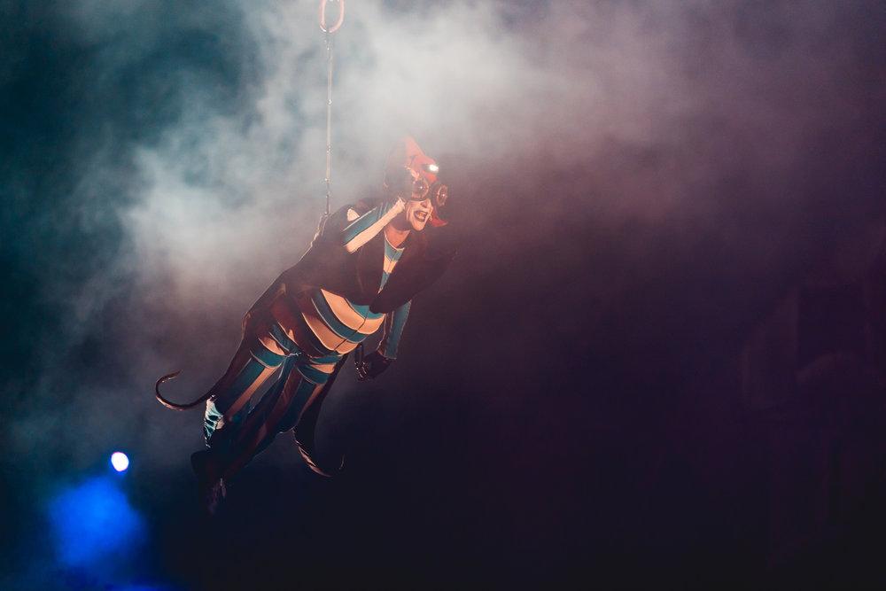 SG NIGHT FESTIVAL 2017 - Globe by Close-Act Theatre