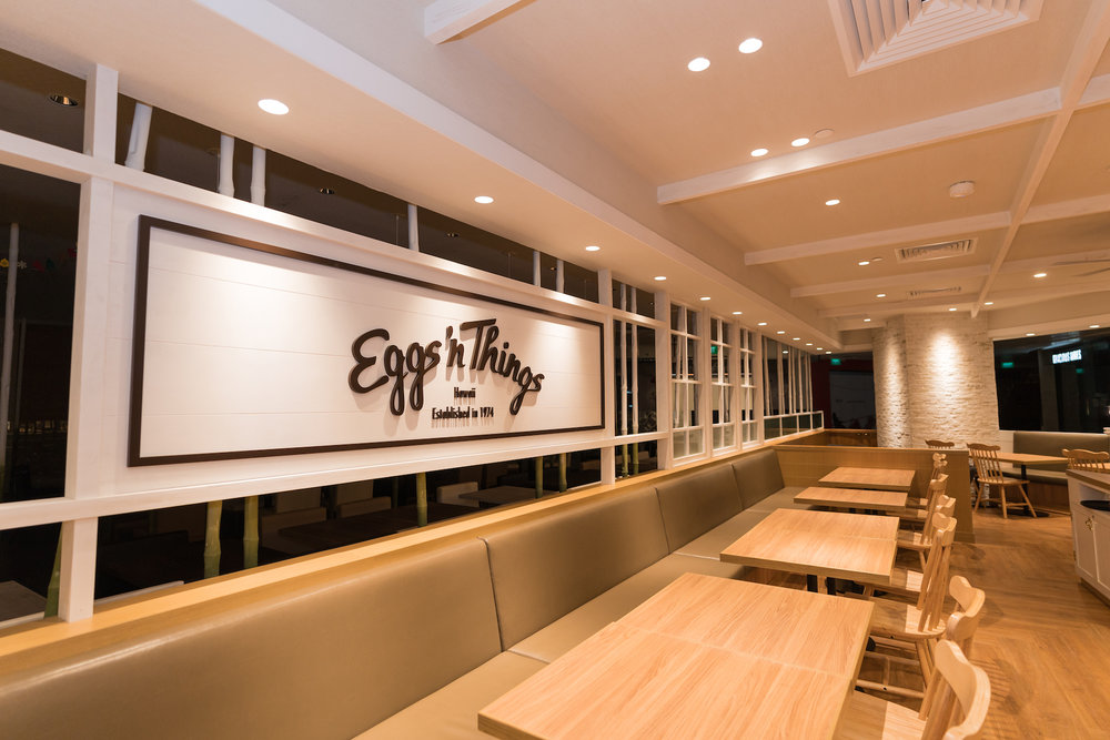Eggs 'n Things  - Exterior & Interior