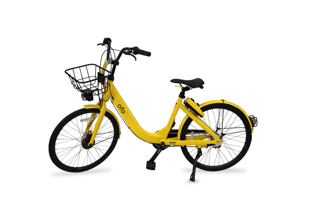 ofo Singapore - Studio Product Shoot