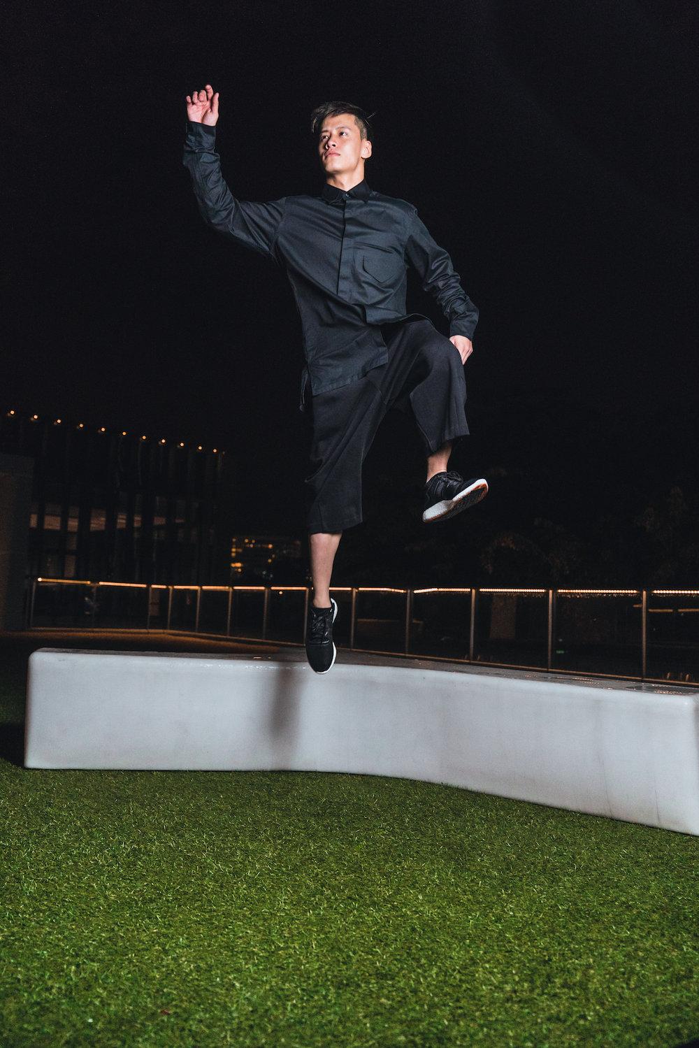 Adidas Y3 - Summer 2017