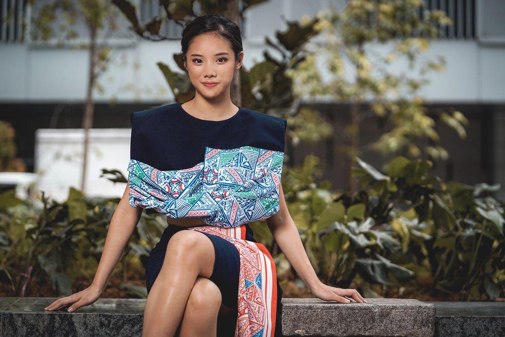La Salle - Student Designers Collection 2017