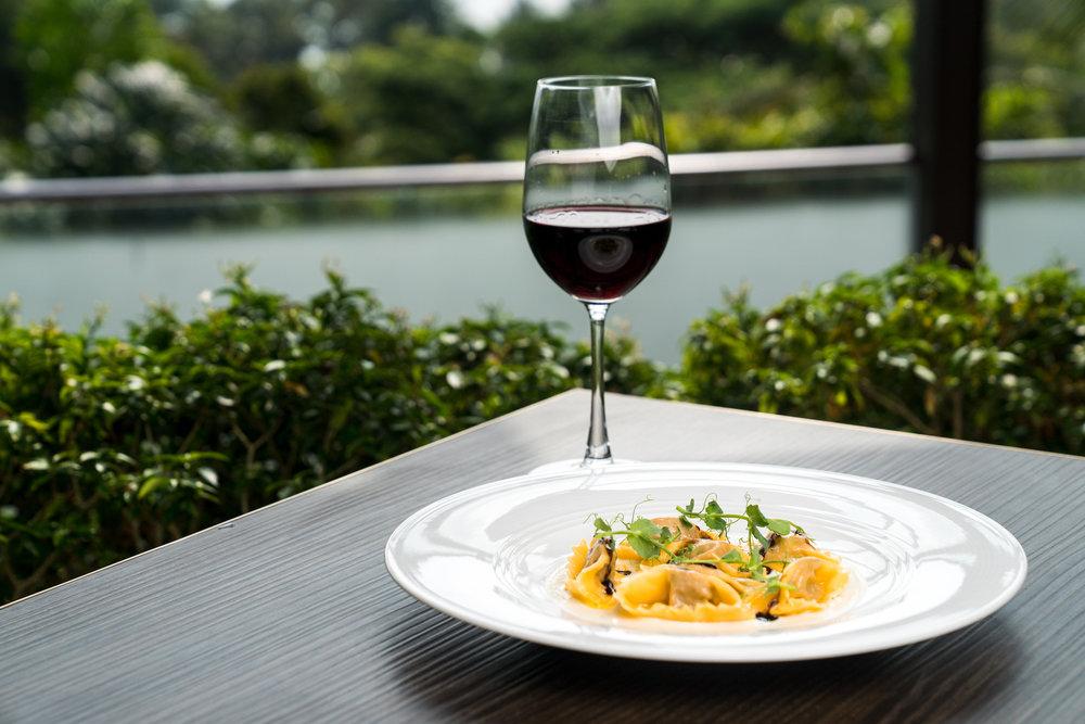 Sofitel Sentosa:The Cliff - Outdoor Food Shoot