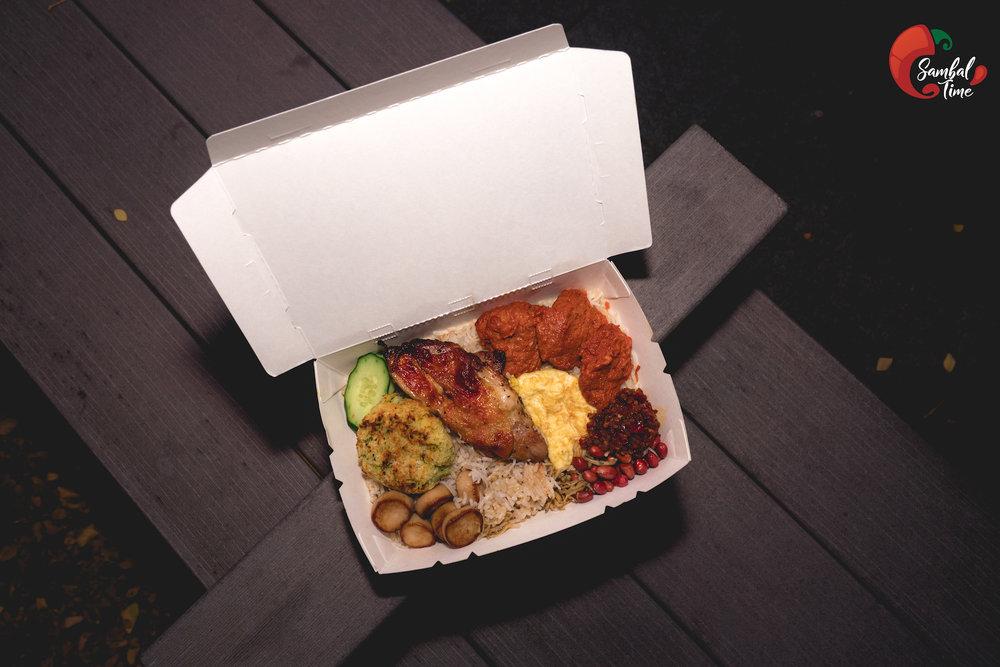 Sambal Time - Product Food Shoot