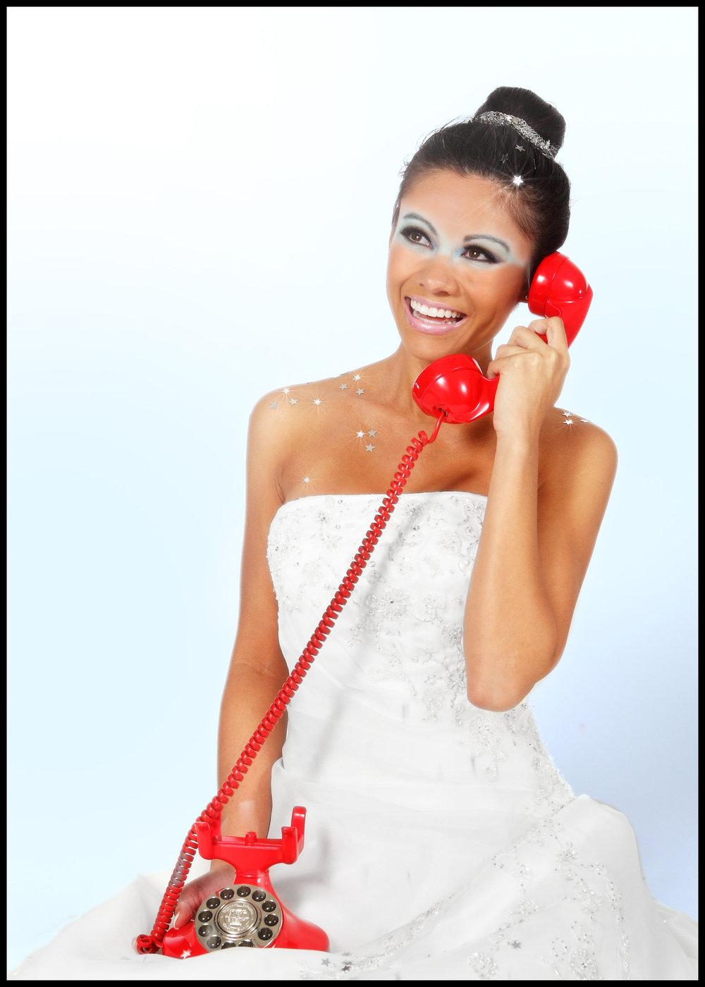 Model: Christin C.