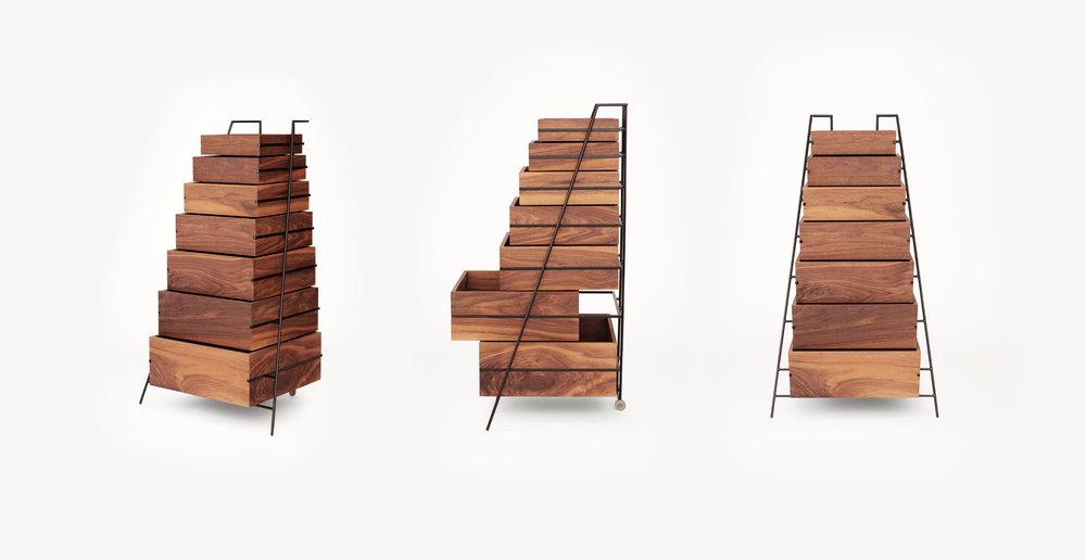 Frama Sutoa – Schubladensystem