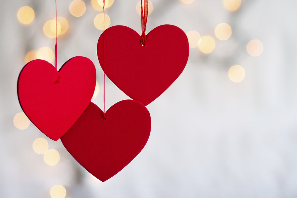 Who has love on the brain? - More specifically what you're going to GET the one you love!