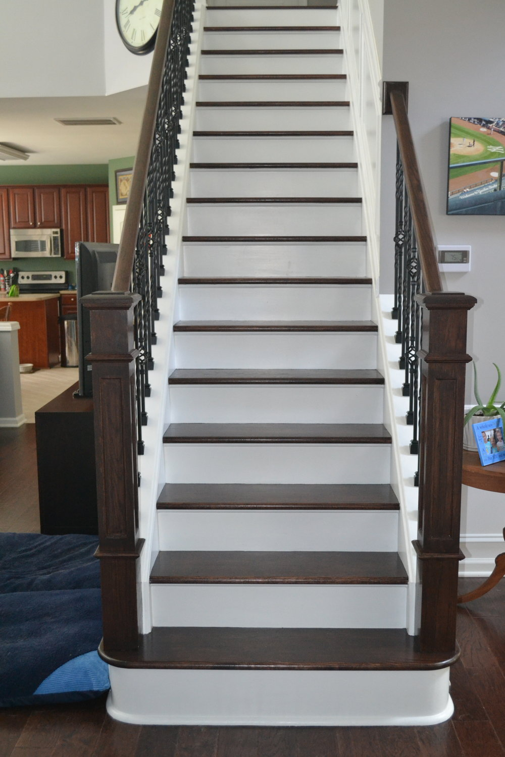 Capital Stair Makeover