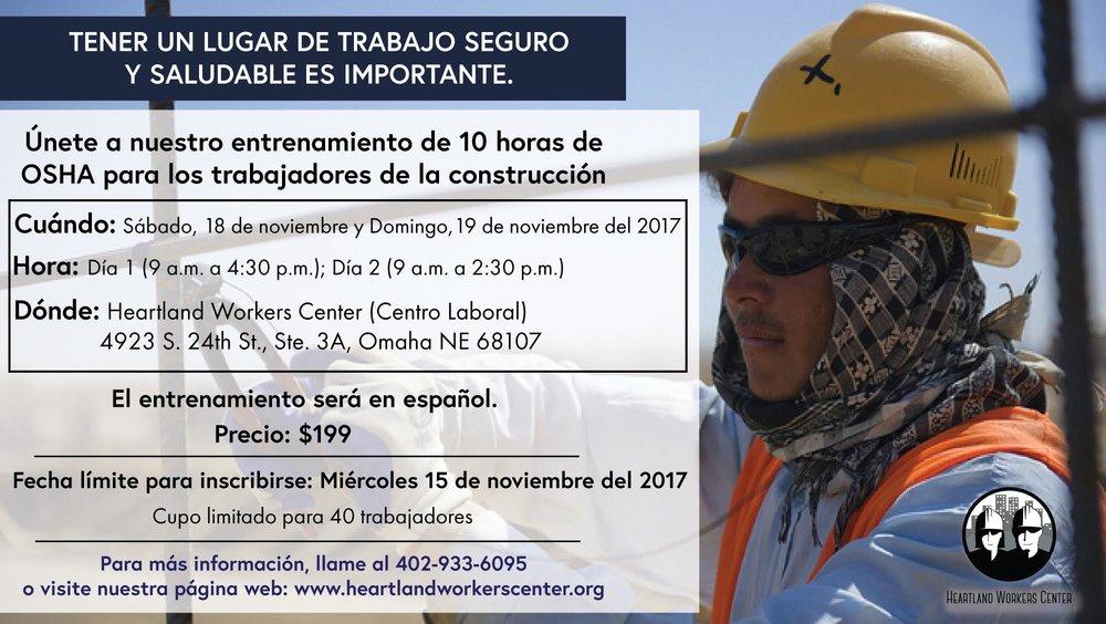 OSHA Español NOV.