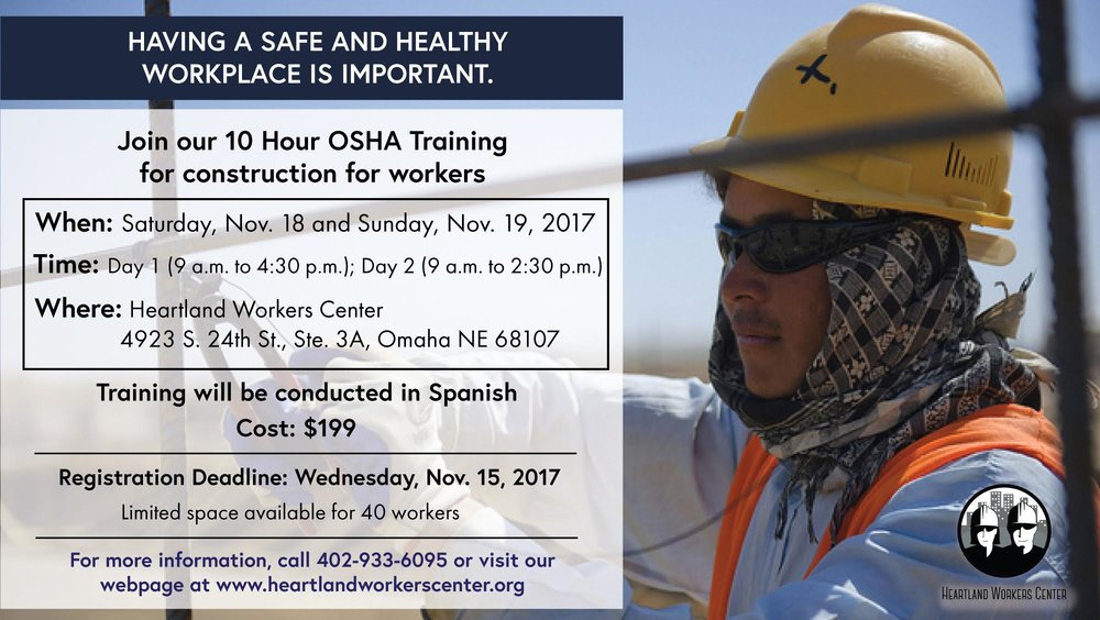 OSHA Ingles NOV