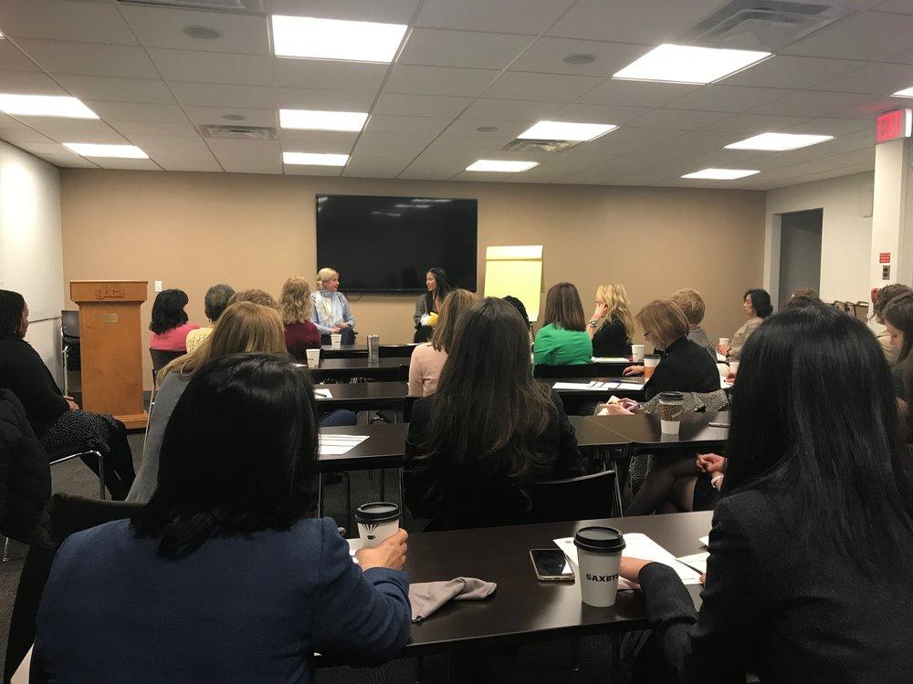 ULI Women's Leadership Initiative Council Meeting                          April 11, 2018