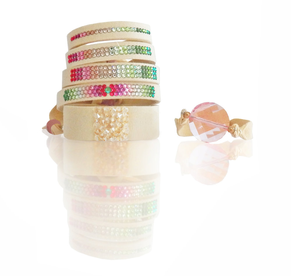 Watermelon-Tourmaline-Collection-BellaBands-Bracelets-Swarovski-Crystals.jpg