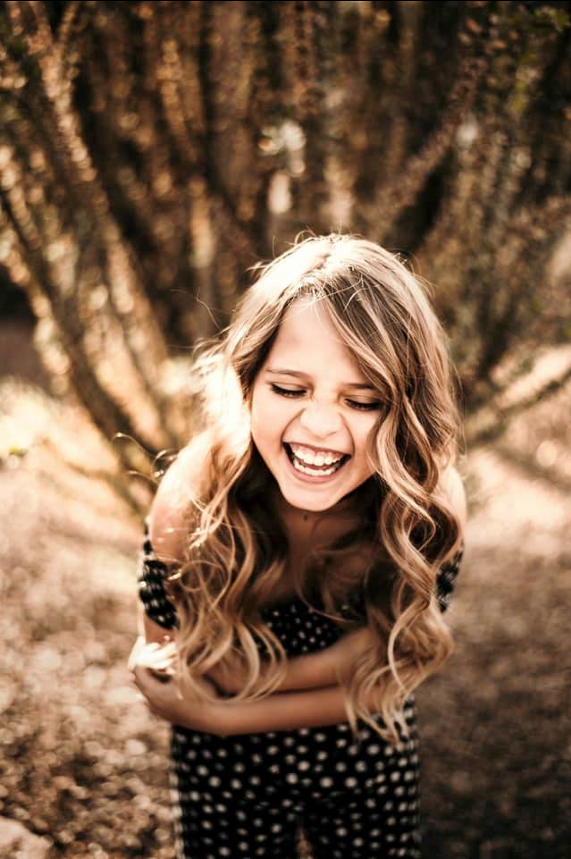Amanda Osborne - I can almost hear that laughter. You really captured a magical moment!