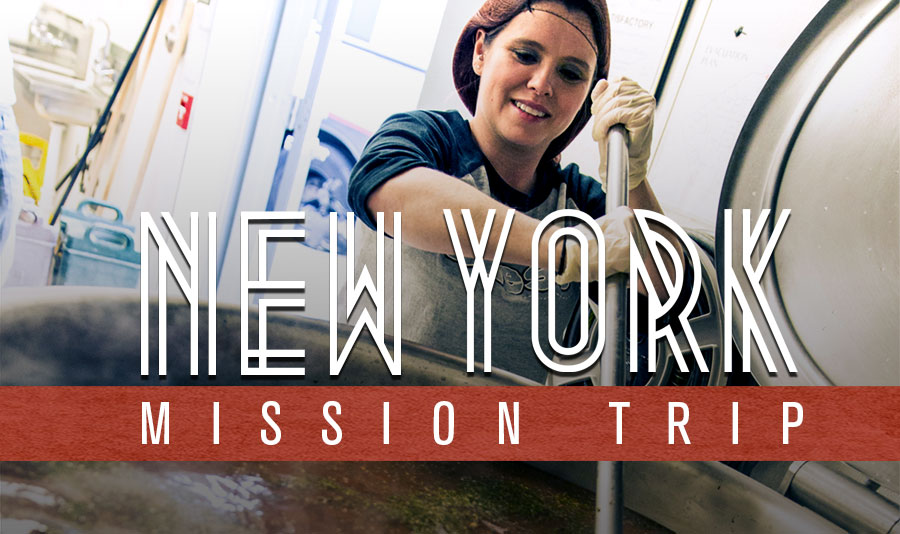 New York Missions - NEW DATES COMING SOON!Hope will be partnering with The Relief Bus in NY to help the poor and homeless.