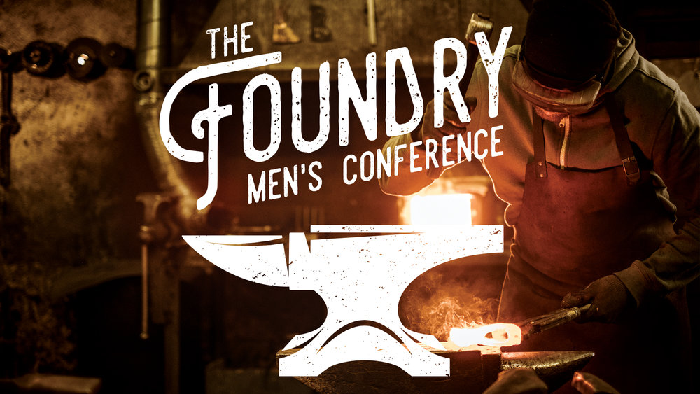 The Foundry - OCTOBER 19 | FRISCO EAST CAMPUS | 7:00 PM - 11:00 PM | $49When a blacksmith begins to forge a piece of steel, he must first remove all impurities, making it stronger and more resilient. What's at the center of the steel determines its strength. In the same way, what's at the center of our hearts determines our strength as well.We invite all men to attend The Foundry men's conference in October where we will learn what it means for Jesus to be at the center of our hearts. Hundreds of other men will gather for a night of fun and friendship as we worship, play, and listen to powerful challenges from God's Word.Cost increases to $59 per person on October 9.