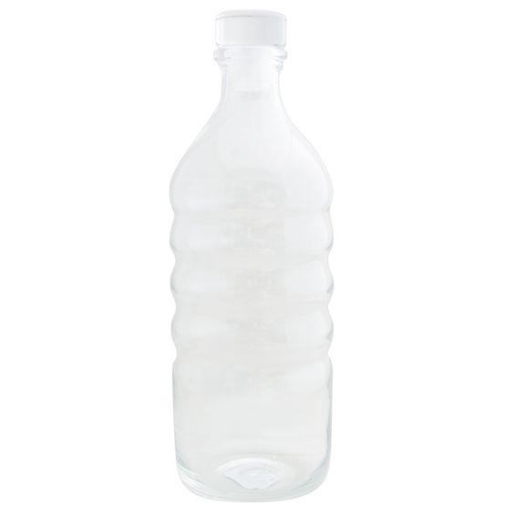 Spa Bottle Clear