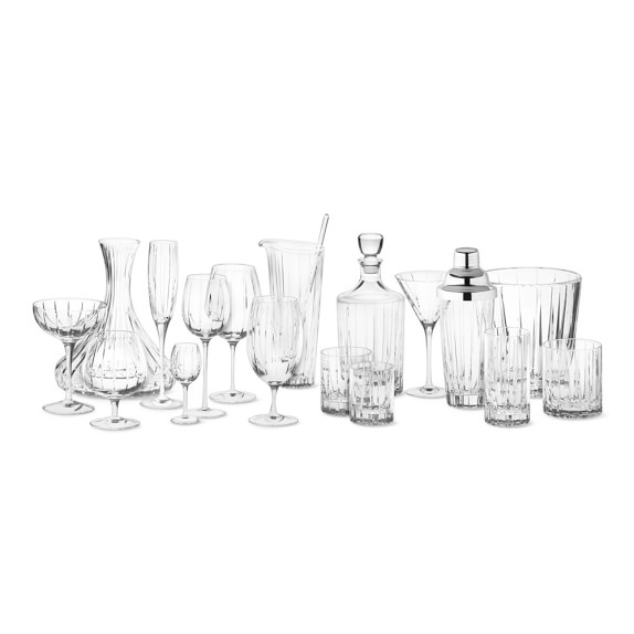 Dorset Glassware Collection