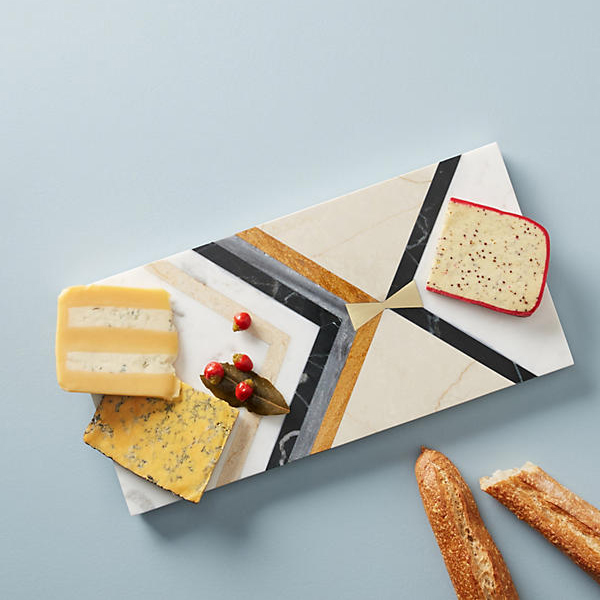 Mixed Inlay Cheese Board