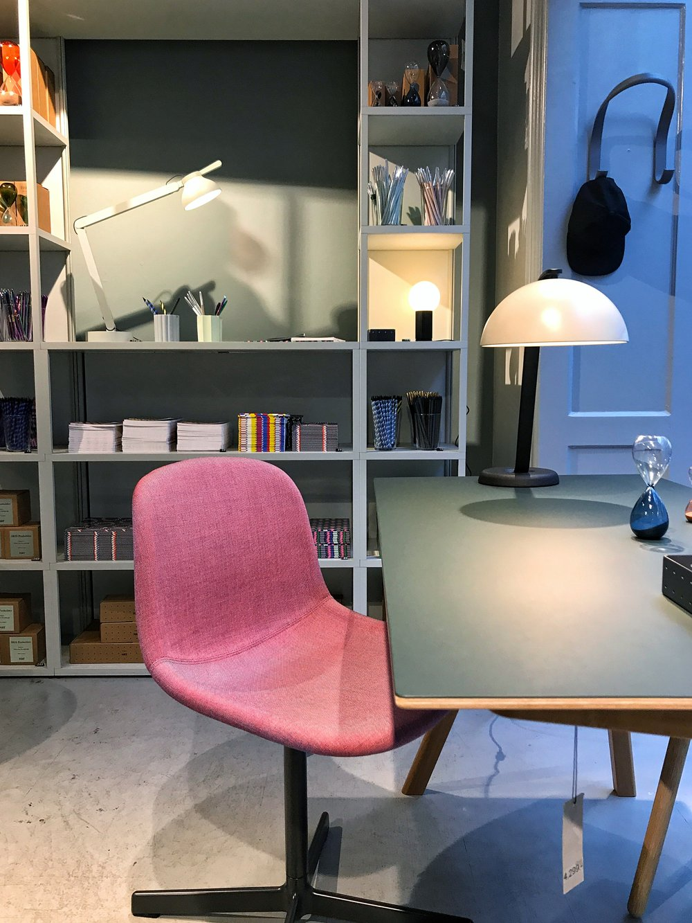 Lorla Studio | Copenhagen - Thoughts on Color