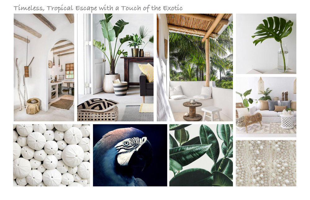 Lorla Studio Mood Board