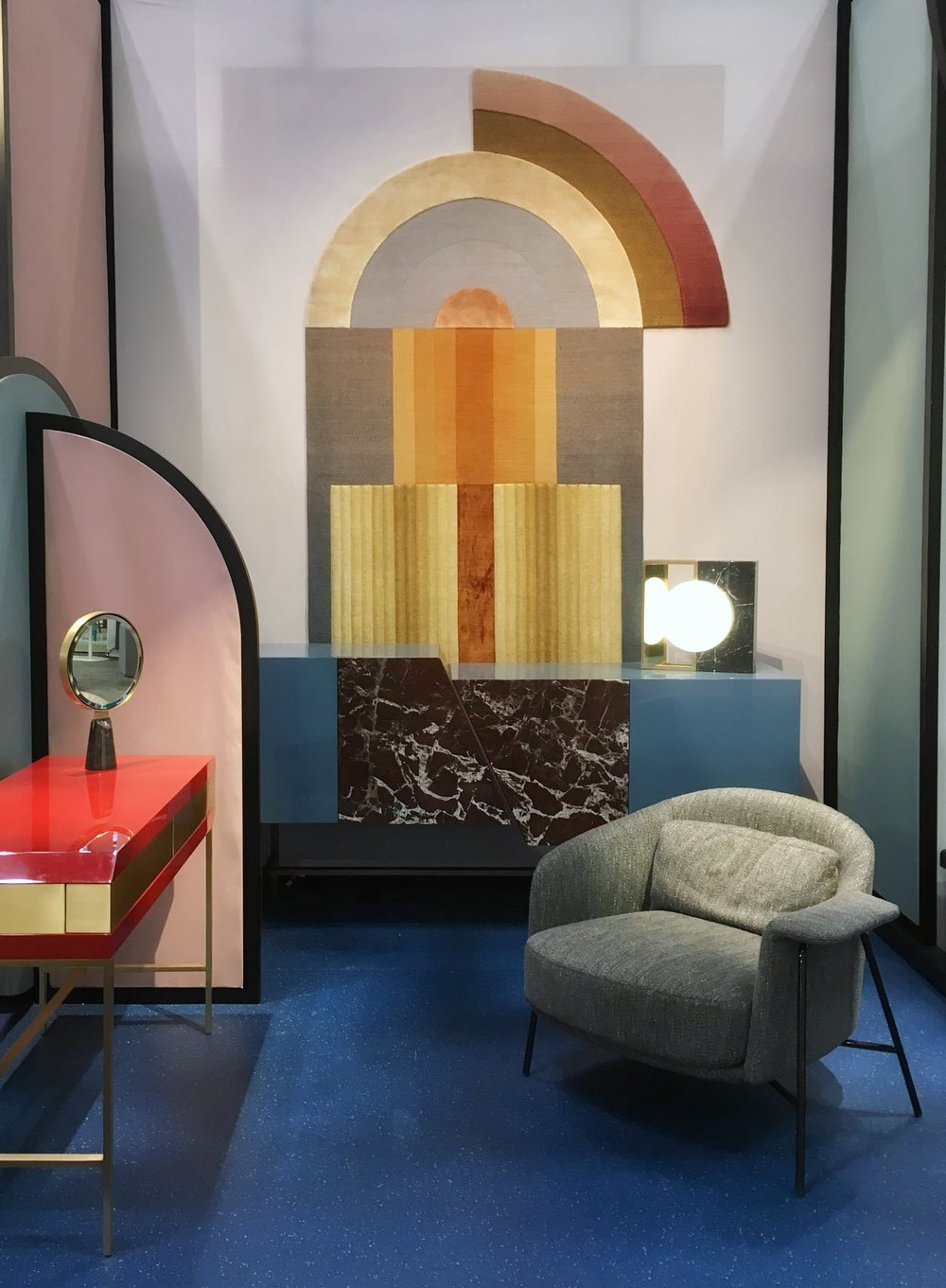 Photo 1 of 3 of the shared booths by  3x3x3  , ICFF, New York 2018