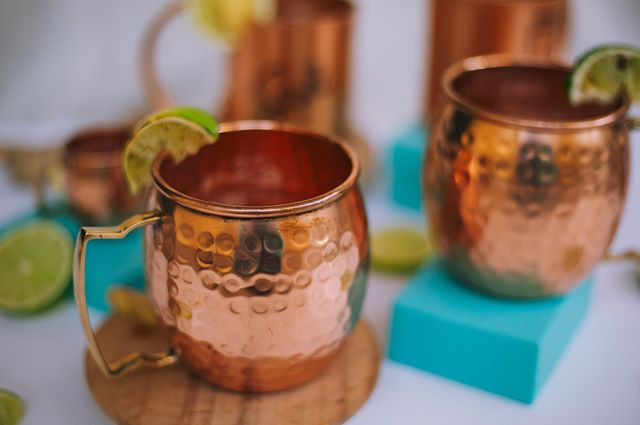 Keeping with the Japanese flow, we've made some Tokyo Mules! They're a fun spin on a classic Moscow Mule! (Link in Bio!)