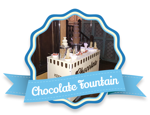 Chocolate Fountains & Lemonade Carts