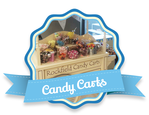 Candyfloss, Popcorn & Candy Carts