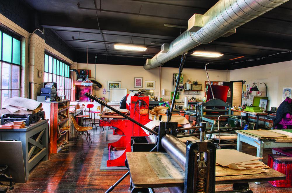 Facilities  - Presses & Equipment
