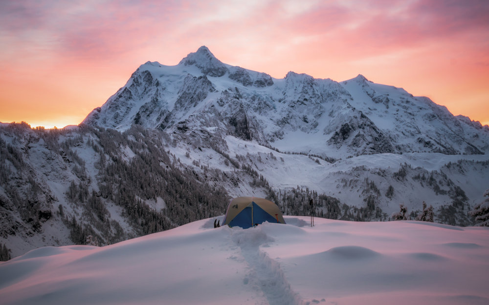 Alpine Journal Blog Snow Camping
