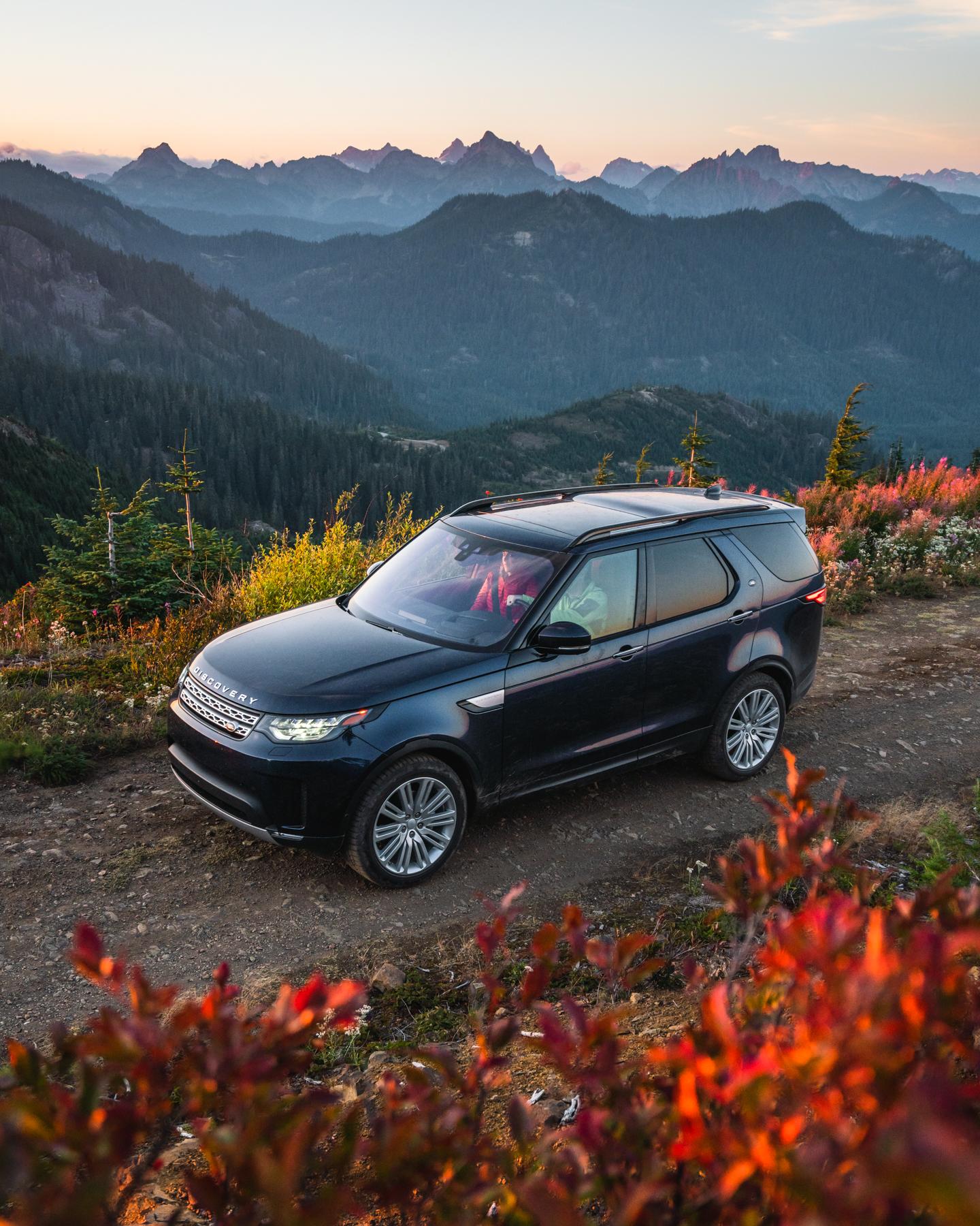 Range Rover Usa >> Land Rover Cascades Scott Kranz Photography