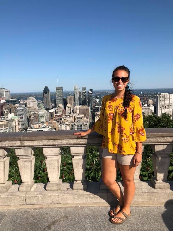 Moriah in Montreal, Canada.