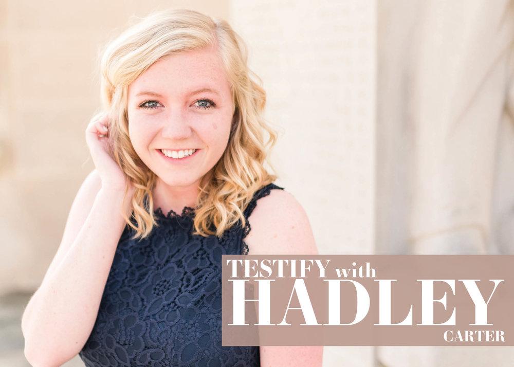 Hadley Carter