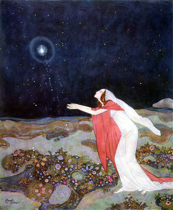 Edmund Dulac: Stealers of Light
