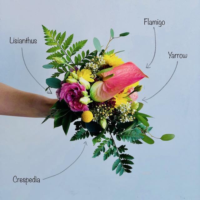 Petalfox Weekly Flower Recipe