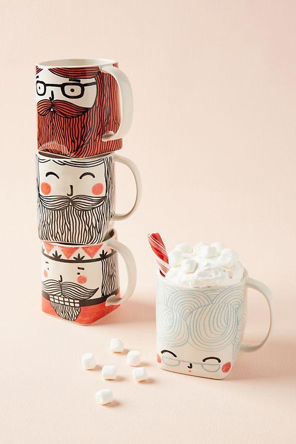Shop this mug at  Anthropologie .