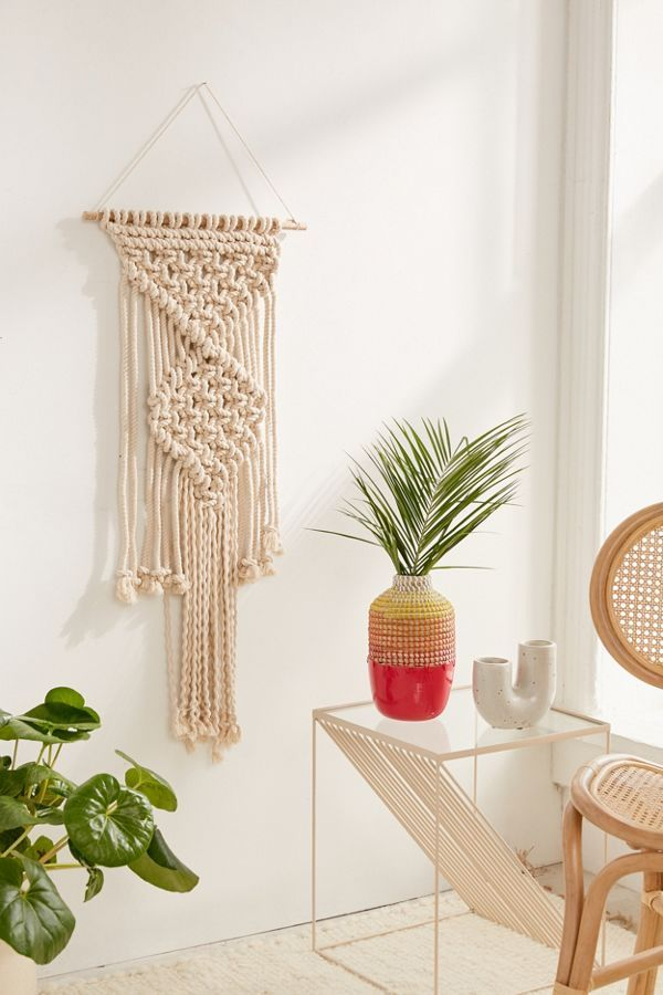Shop this macrame from  Urban Outfitters.
