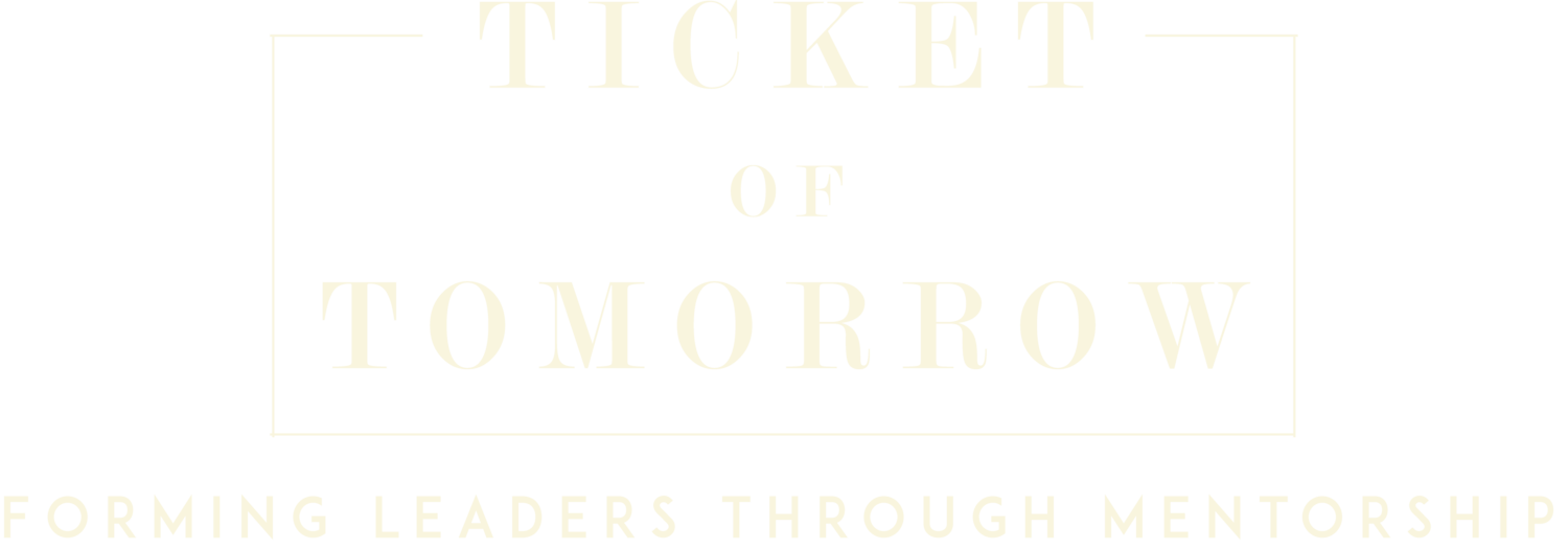 Ticket of Tomorrow