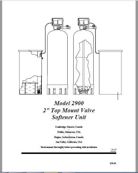 Model 2900 Softener Manual.JPG