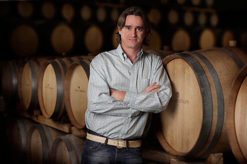 Gonzalo Bertelson - Chief Winemaker