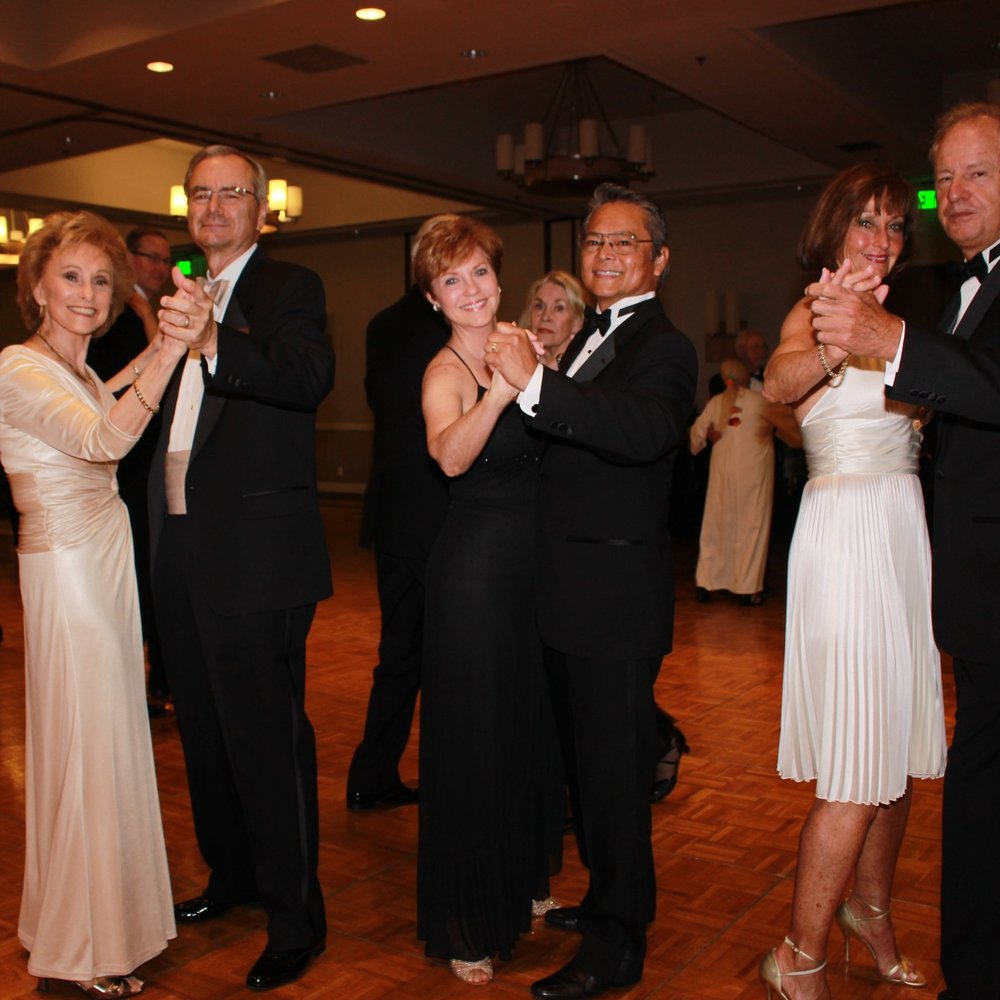Ballroom dancing san diego club with friends