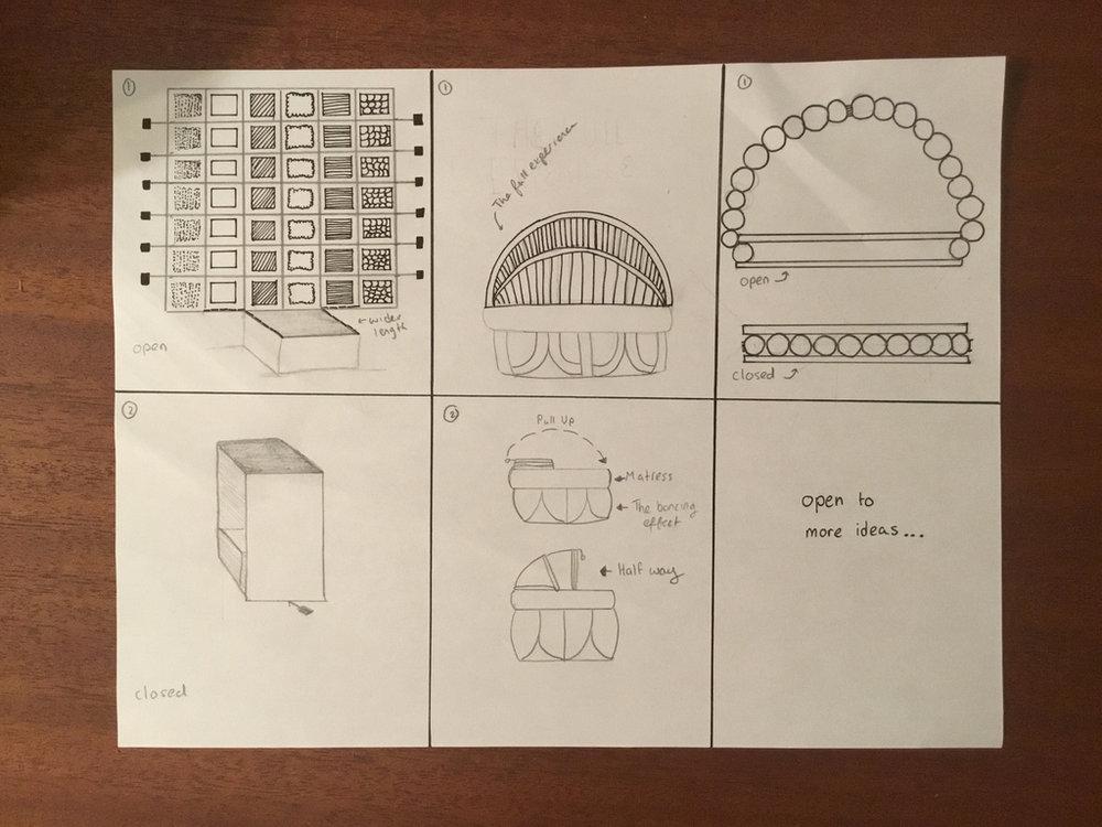 prototype sketchs