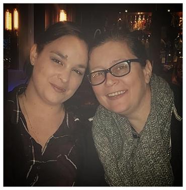 Catherine & Angelique Nuza
